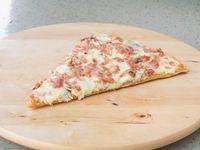Pizza Grande Champiñón y Tocineta