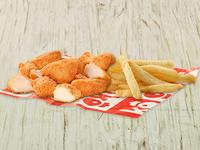 9 Nuggets de Pechuga de Pollo en Combo