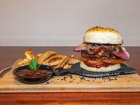 Hot Burger 240 gr