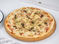 Pizzeta fungi (32 cm)