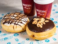 Promo - 2 Donuts + 2 Café 8oz