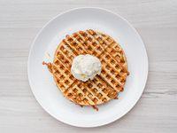 2 Waffles de Arequipe