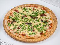 Pizzeta de la huerta en masa integral (32 cm)