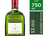 Buchanan's Deluxe 12 Años 750ml.