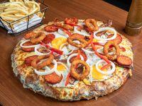 Pizzeta de la casa (42 cm)