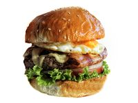 Burger Ranchera 120 gr