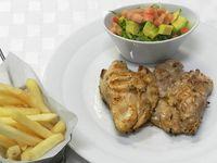 Pollo Parrilla