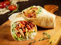 Burrito de Pollo Asado