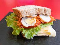 Sandwich Veggie todos los dias