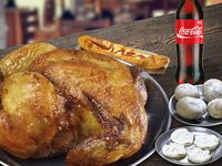 Combo 1 Pollo Asado
