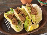 Tacos Vegetarianos 3 unidades