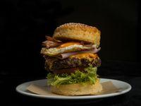 2 - Burger classic provolone