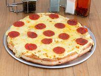 Estofada Pizza de Carnes y Pepperoni