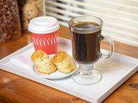 Promo desayuno - Café, té o café con leche + 2 scones