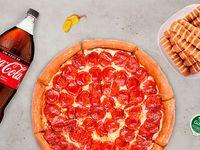 Combo familiar - Pizza familiar + appetizer simple + bebida 2.5 L