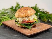 Pesto sándwich