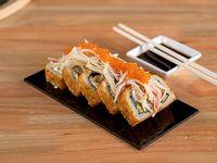Omakase bambú roll (10 piezas)