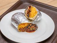 Burrito Teriyaki