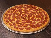 Pizza Personal Jamón Salami