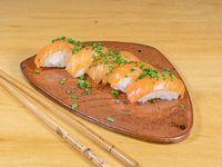 Nigiri de salmón ahumado 5 unidades
