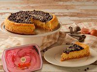 Cheesecake + Litro de Helado
