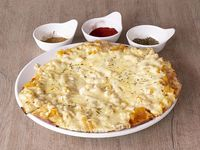Pizza Mediana 8 Pociones
