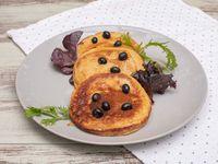 Pancakes Silvestre Con Tocino