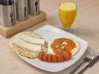 Desayuno Ranchero