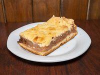 Torta de manzana  (cuadrado de torta)