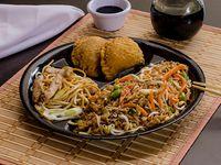 Combo Lo Mein Thai