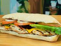 Sándwich Pollo Grilled