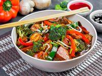 Chop Suey  Porción Completa