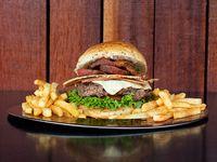Hamburguesa Verona Rock Burger