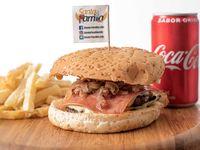 Combo Burger Clásica de Carne