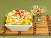 Ensalada de Fruta + Granola