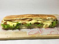 Sándwich Quesudo