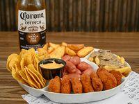 Promoción - Picada No Tan Picada + Cerveza Corona 710 ml