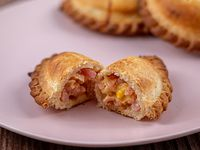 31 - Empanada de choclo y jamón