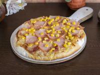 Promoción 2x1 Mini Pizzas 4 Porciones + Gaseosa 250 ml