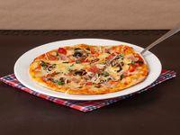 Pizza Milano de la Casa Mediana