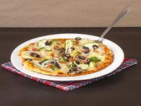 Pizza Especial Vegetariana Familiar