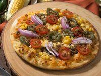 Pizza Mediana Mexicana