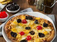 Pizza Mediana Frutas