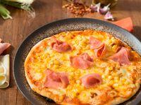 Pizza Mediana Maicitos y Jamón