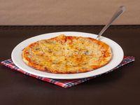 Pizza Especial Cuatro Quesos Pequeña