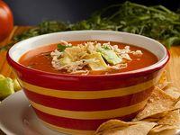 Sopa de Tortilla Mexicana Entera