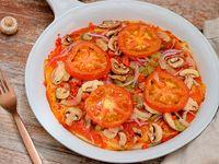 Pita Vegetariana