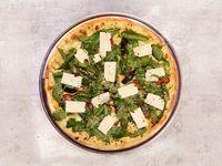 Pizza Mediana Breva Y Tocineta
