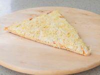Pizza Jamón, Queso y Pollo