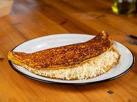 Cachapa con queso